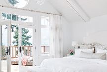 Bedroom Decoration / Ideas & Tips for Bedrooms