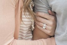 Engagement rings and photos ♡