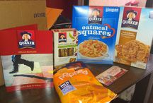 Quaker Oats Goodness / Quaker Oats snacks are good for lunch,breakfast or that craving that might just pop-up! I #GotItFree for being a Bzz Agent