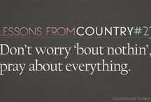 Get Country / Country is strong, country is beautiful; country is genuine and alive; it is something in all of us that calms us and excites us at the same time. Country is a way of life and so much more. / by CMT