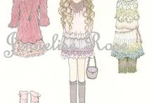 Illustration - Jennelise Prints