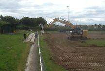 Silver Jubilee Park / Development work at SJP