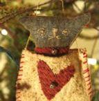 Primitive  ornaments