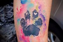 Tattoo extension