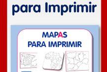 MAPAS / by consuelo caballero