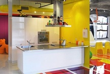 Kitchens / All ranges of kitchen styles are here! One of my favourite rooms in the house