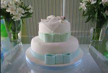 Batizado / Ideias de convites, bolos, doces,decoração e lembrancinhas para um lindo batizado.