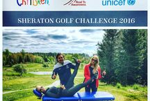Sheraton Challenge / What a great day we had yesterday at Vallentuna Glofklubb and the 2016 edition of the Sheraton Masters. Thank  you to everyone that attended and congratulations to the winning team. Here are three of the champions that took care of the players throughout the day.