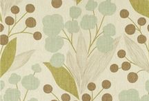 Home Decor Fabrics / Fabrics I find interesting or may want to use somewhere / by Samantha Tatum