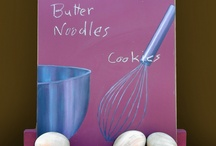 Art - Chalk Boards / These are Chalk Boards I've designed, Beth Covert Studio of Painted Design