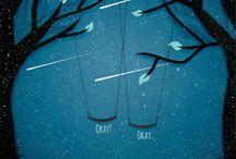 the faul in uor stars