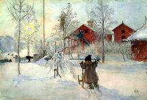 Zweedse schilders