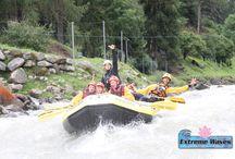 ExtremeWaves Rafting 29 Luglio 2014