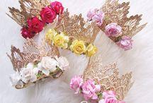 crown headpiece