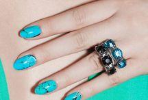 creative nails <3