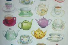 Tea Love / by Kelly-Anne Gordon