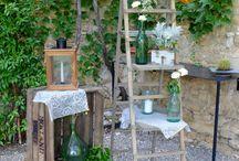 Wedding / Wedding Venues - Wedding Decorations - Wedding Ambiance - Provence Wedding - Destinations wedding