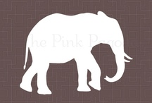 Elephant Luv / by Chic Chaos