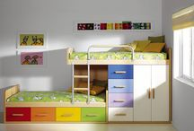 Kids Rooms / by Kristal Norton