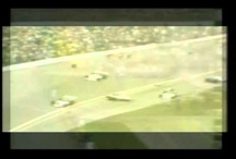 Racing: INDY Cars, Crashes