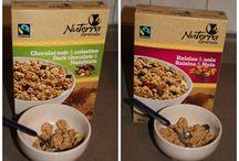 Contests & Reviews / Contests & Reviews of our #Fairtrade #Granola cereals