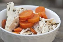 Food- Slow Cooker Recipes / All of the recipes are for using the slow cooker/crockpot