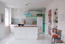Små kjøkken