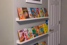 Kid Rooms / by Carrie Ransom