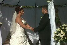 Oak House garden weddings / See what we can do for your ceremony in our lovely garden at Oak House