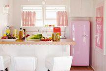 Casa & decoração   cozinhas / by Tânia Simões