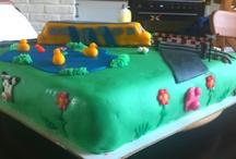 Bravo taarten / De taarten die Corrie en Mariëlle maken
