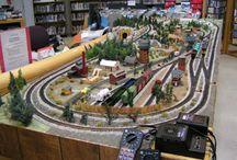 Modell vonatok