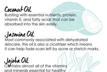 Oils (Cleansing&Uses)
