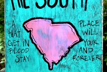 The South and all things Southern / by Heather Simpson
