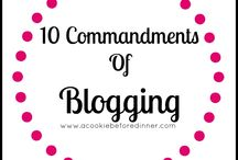 Blogging Ideas... / by Cheryl Warren