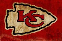 Kansas City Chiefs Fan for Life! / All about my favorite NFL football team!   / by Rhonda Beckett