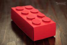 caja en forma de taco