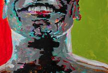 Orlando Lazaro Ortega / Obras del Artista Cubano Orlando Lazaro Ortega