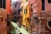 Venice / #Venice - a floating #city - #Italy #Cities -   Venice is the artistic heritage of all mankind thanks to the peculiarity of its geographical location and its beautiful monuments, witnesses of the enormous wealth of the Venetian Republic, especially between  the 17th and 18th centuries.