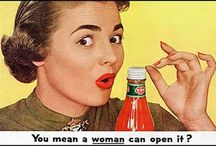 vintage (or not) sexist ads