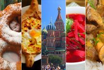 To Eat List - around the world - Travel Ideas