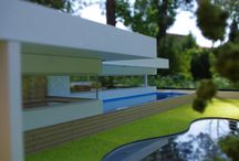 Our work - architectural models