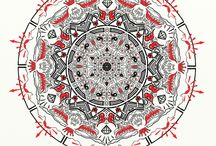 Mandala / Выкладываю Мой цифровой арт