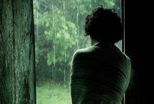 Rainy Days 下雨天☔️ / Rain showers my spirit and waters my soul…