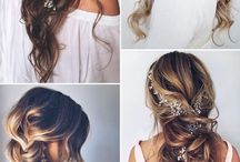 Formal hair designs