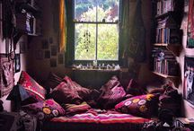 book nooks n cool spaces