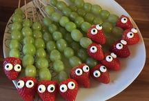Kreativ sein / Rezepte....Ideen für Kindergeburtstagsparty