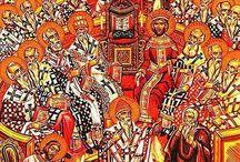 Religious art etc.