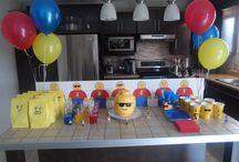 Lego birthday / by Annie St.Onge