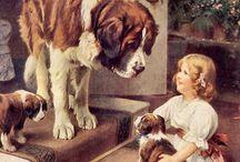 παιδιά και ζωάκια